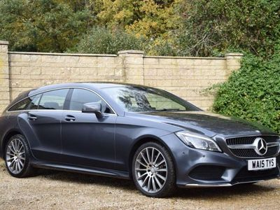 used Mercedes CLS220 BlueTEC AMG Line 5dr 7G-Tronic 2.2