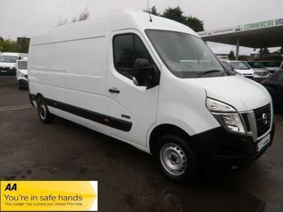 used Nissan NV400 dCi 125 F33 L1H1 LWB SE Fridge Van Temperature Controlled 2014