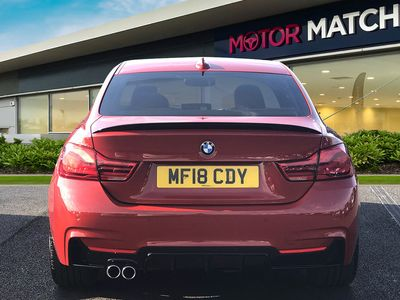 used BMW 420 4 Series d [190] xDrive M Sport 2dr Auto [Prof Media]
