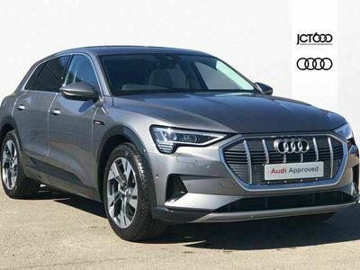 used Audi E-Tron - 300kW 55 Quattro 95kWh 5dr Auto estate