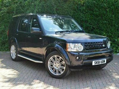 used Land Rover Discovery 4 3.0TD HSE (255bhp) 4X4 Auto