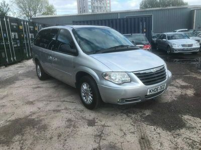 used Chrysler Grand Voyager 2.8 CRD LX 5dr Auto