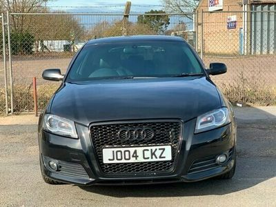 used Audi A3 Sportback 1.8 TFSI Black Edition 5d