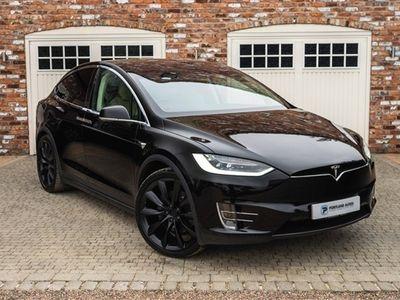 used Tesla Model X 75D