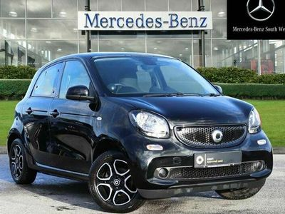 used Smart ForFour 66 kW prime Auto 0.9 5dr