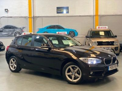 used BMW 118 1 Series 2.0 d SE (s/s) 5dr