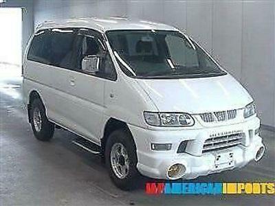 used Mitsubishi Space Gear Delcia
