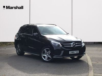 used Mercedes GLE250 GLE Class4Matic AMG Line Premium 5dr 9G-Tronic Estate 2016