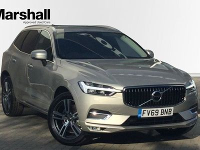 used Volvo XC60 2.0 D4 Inscription Pro 5Dr Awd Geartronic