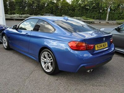 used BMW 428 4-Series Coupe i M Sport 2d Auto