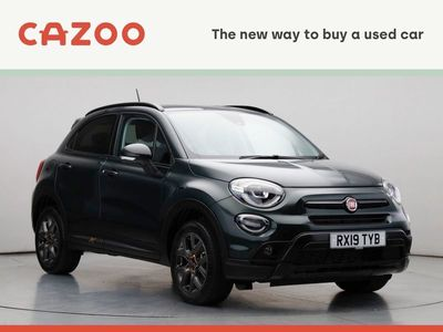 used Fiat 500X 1.3L S-Design FireFly Turbo 5dr