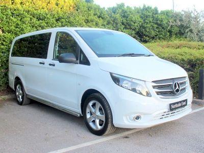 used Mercedes Vito 116Cdi Bluetec Sport Crew Van