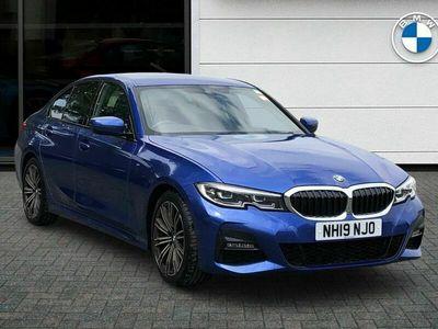 used BMW 320 d M Sport Saloon