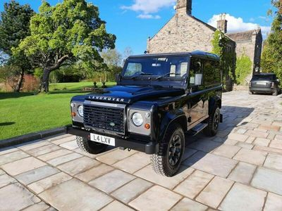 used Land Rover Defender 90 2.2 TD LVX 65th Anniversary Hard Top 3dr