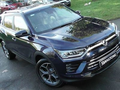 used Ssangyong Korando 1.5 Ultimate 5dr