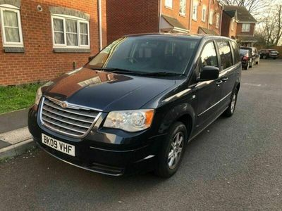 used Chrysler Grand Voyager 2.8 CRD LX 5dr