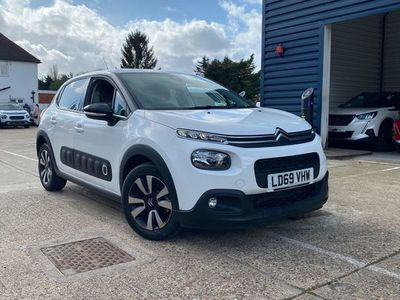 used Citroën C3 1.2 Puretech 110 Flair 5Dr [6 Speed]