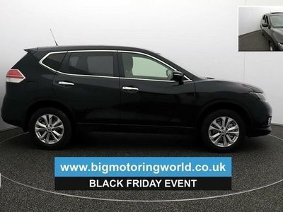 used Nissan X-Trail ACENTA DCI XTRONIC 4WD 2.0 5dr