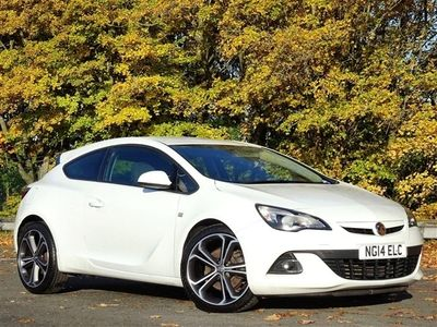 used Vauxhall Astra GTC 2.0 CDTi 16V Limited Edition 3dr