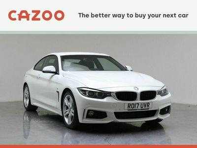used BMW 420 4 Series 2L M Sport d