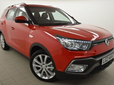 used Ssangyong Tivoli XLV Estate 2018