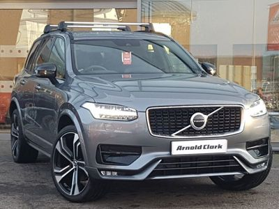 used Volvo XC90 2.0 B5D [235] R DESIGN Pro 5dr AWD Geartronic Auto
