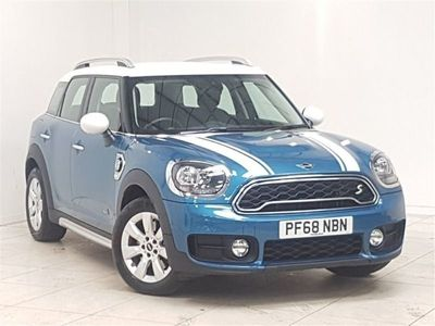 used Mini Cooper S Countryman 1.5 E All4 Phev 5Dr Auto