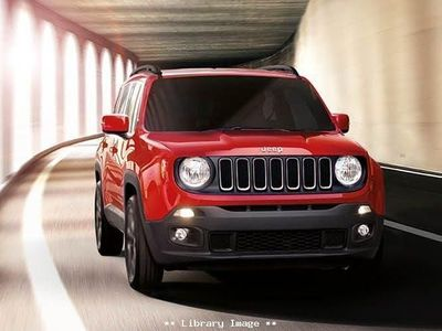 used Jeep Renegade 1.6 E-torq Longitude 5dr