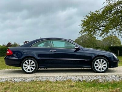 used Mercedes CLK280 Coupe Elegance 2d Tip Auto