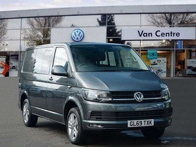 used VW Transporter 2.0 TDI BMT 150 Highline Kombi Van DSG