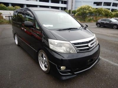 used Toyota Alphard 3.0 MS Prime Selection 2 - High Grade - Low Mileage - Twin Power Doors - On route