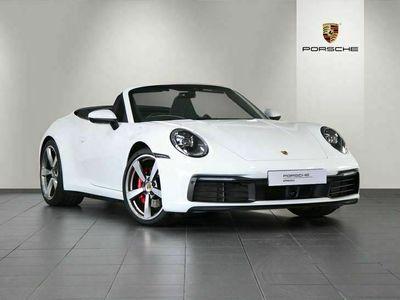 used Porsche 911 Carrera 4S Cabriolet Cabriolet 2dr PDK [992] carrera 4