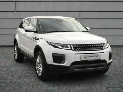 used Land Rover Range Rover evoque 2.0eD4 SE