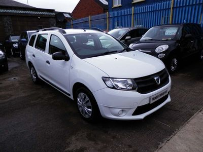 used Dacia Logan MCV 0.9 TCe Ambiance (s/s) 5dr