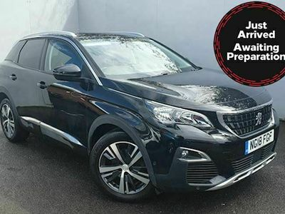 used Peugeot 3008 3008SUV 1.2 Prtch 130 Allure S/S estate