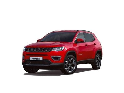 used Jeep Compass 1.4 Multiair 140 Limited 5dr [2WD]