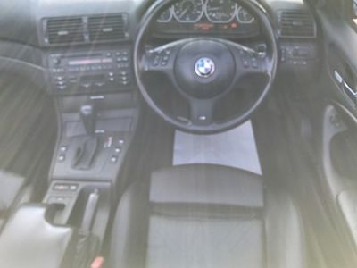 used BMW 330 3-Series Convertible Ci Sport 2d Auto (01)