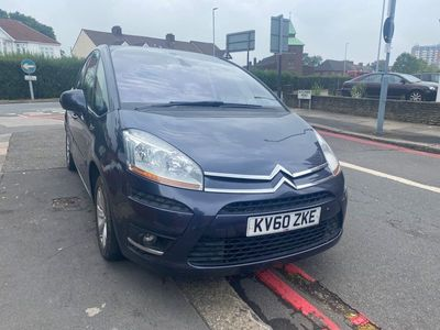 used Citroën C4 Picasso 1.6 HDi Exclusive EGS 5dr