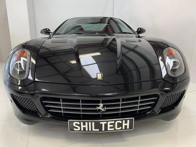 used Ferrari 599 F1Fiorano UK RHD Only 16376 Miles! Incredible FFSH History!