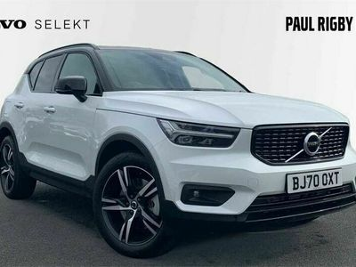used Volvo XC40 Recharge Plug-in hybrid T5 FWD (177 + 87 BHP) R-Design Automatic