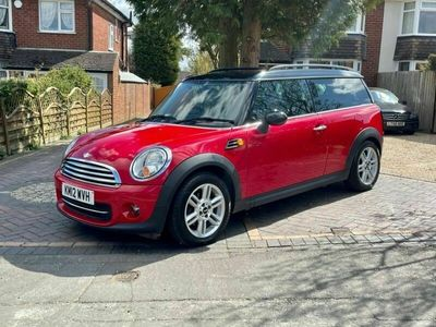 used Mini Cooper Clubman 1.6 5dr