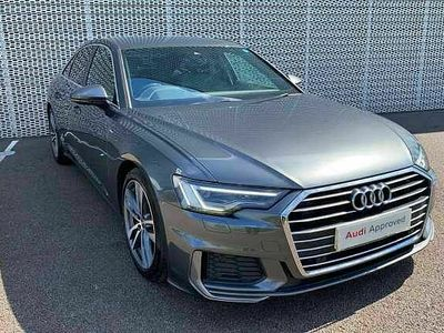 used Audi A6 Saloon S line 40 TDI 204 PS S tronic