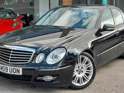 used Mercedes E280 E CLASS 3.0CDI SPORT G-TRONIC