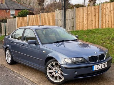 used BMW 325 3 Series 2.5 i SE 4dr