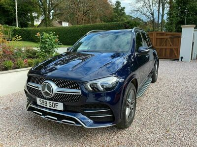 used Mercedes GLE450 AMG Gle Class 3.0AMG Line (Premium Plus) G-Tronic 4MATIC (s/s) 5dr
