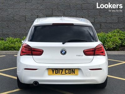 used BMW 116 1 Series D Efficientdynamics Plus 5Dr