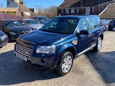 used Land Rover Freelander 2 2.2 TD4 HSE SUV 5dr Diesel Automatic (224 g/km, 158 bhp)