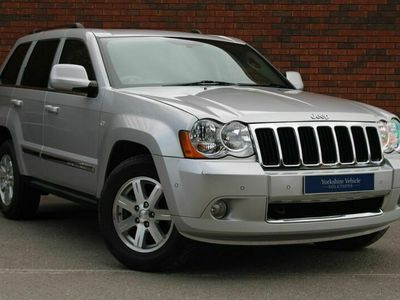 used Jeep Grand Cherokee 3.0 CRD Limited 5dr Auto