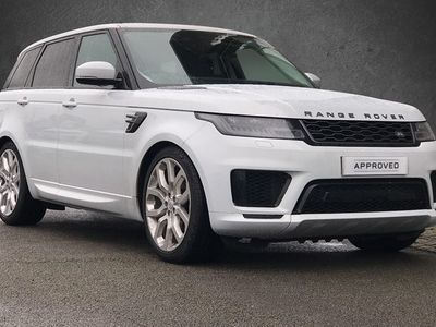 used Land Rover Range Rover Sport 3.0 SDV6 HSE Dynamic 5dr Auto diesel estate
