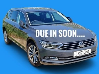 used VW Passat SE BUSINESS TDI BLUEMOTION TECHNOLOGY £20 TAX
